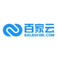 百家雲企業ロゴ
