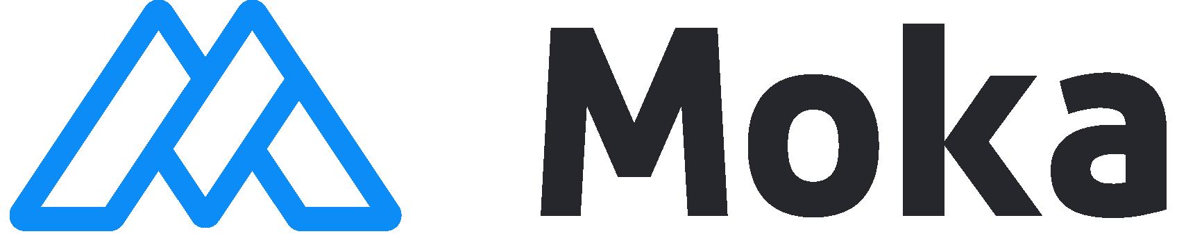 Mokaロゴ
